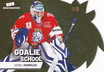 Goalie School Die-Cut