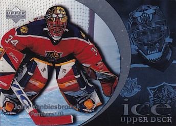 97/98 Upper Deck Ice