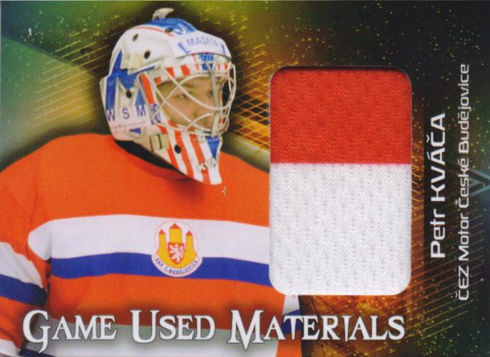 Game Used Materials