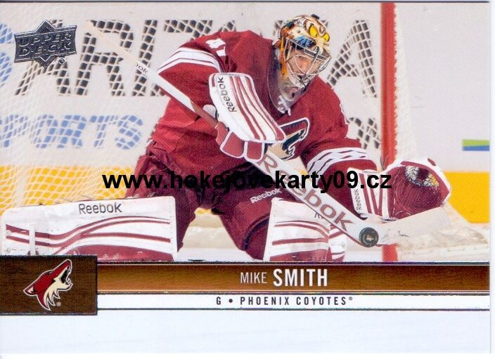 2012-13 UD Series 1 - Mike SMITH č. 140