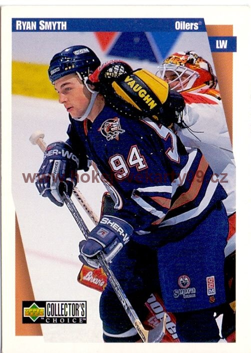 1997-98 Collectors Choice - Ryan SMYTH č. 92