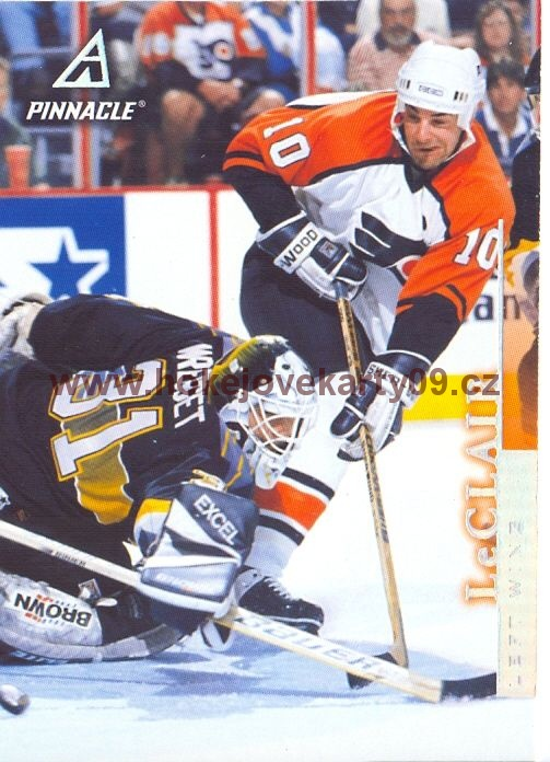 1997-98 Pinnacle - John LeCLAIR č. 57
