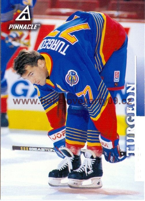 1997-98 Pinnacle - Pierre TURGEON č. 75