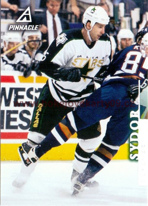 1997-98 Pinnacle - Darryl SYDOR č. 139