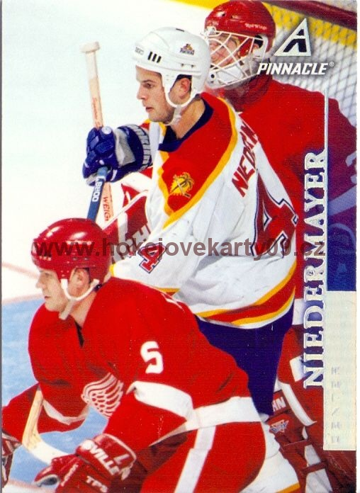 1997-98 Pinnacle - Rob NIEDERMAYER č. 157