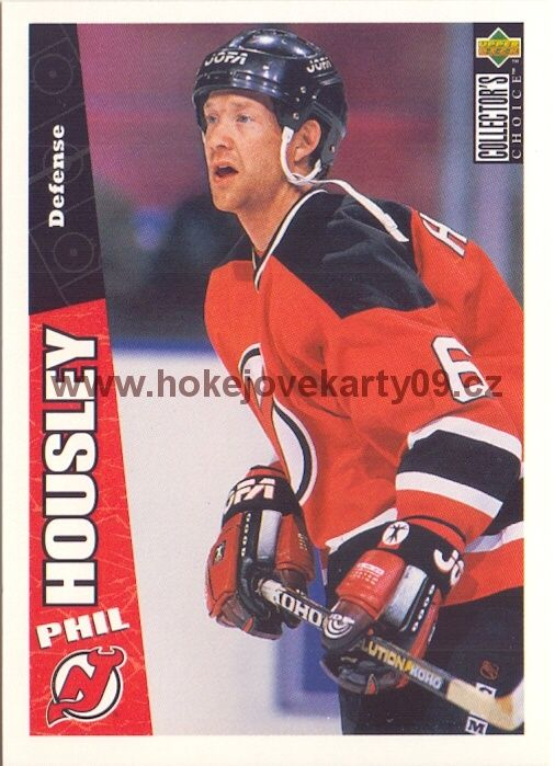 1996-97 Collectors - Phil HOUSLEY č. 150