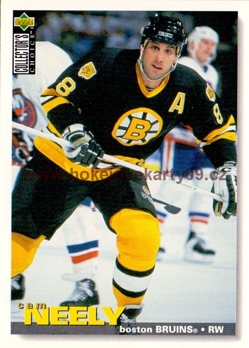 1995-96 Collectors - Cam NEELY č. 102