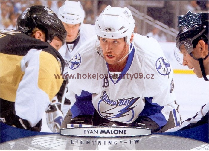 2011-12 Upper Deck - Ryan MALONE č. 27