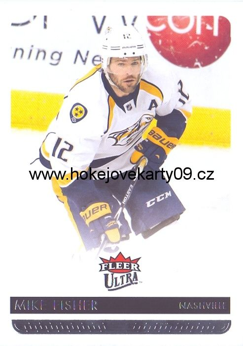 2014-15 Ultra - Mike FISHER č. 104