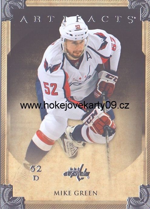 2013-14 Artifacts - Mike GREEN č. 65