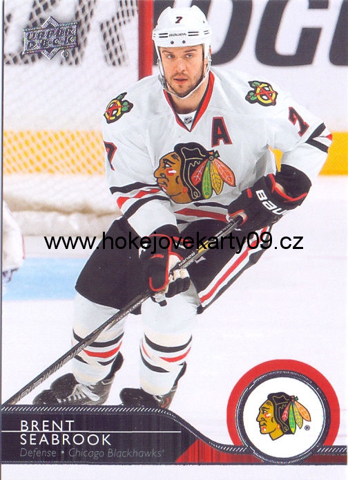 2014-15 Upper Deck - Brent SEABROOK č. 40