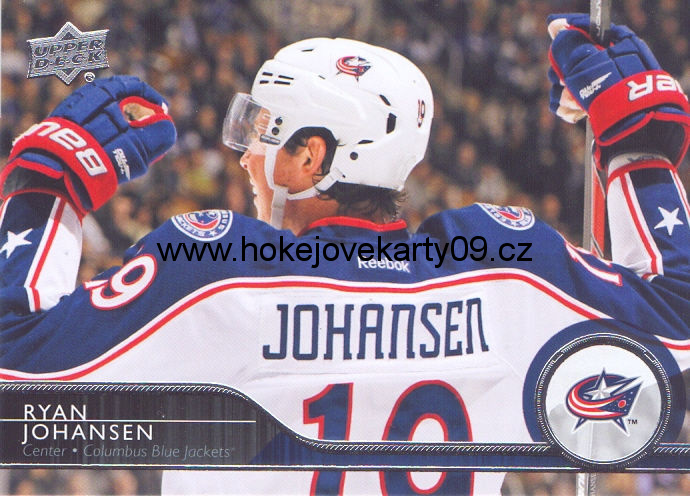 2014-15 Upper Deck - Ryan JOHANSEN č. 52