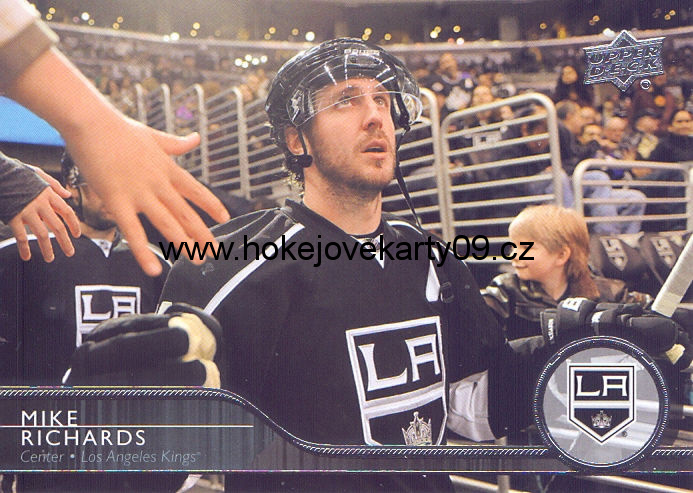 2014-15 Upper Deck - Mike RICHARDS č. 86