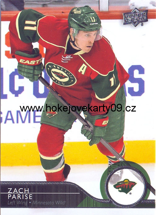 2014-15 Upper Deck - Zach PARISE č. 96
