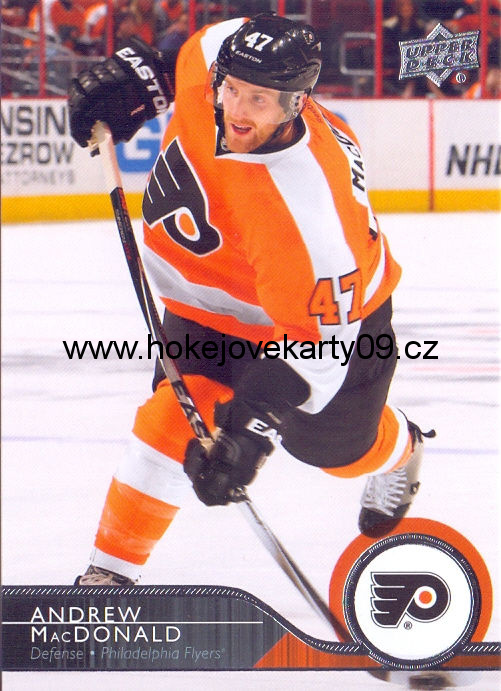 2014-15 Upper Deck - Andrew MacDONALD č. 144