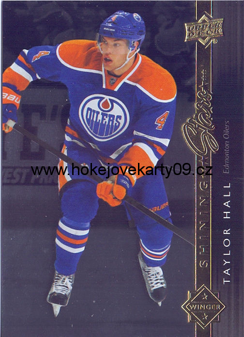 2014-15 Upper Deck - Taylor HALL č. SS36