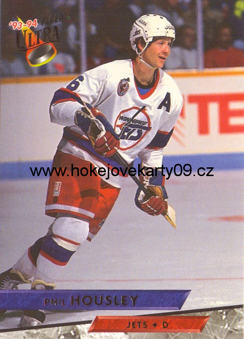 1993-94 Ultra - Phil HOUSLEY č. 100
