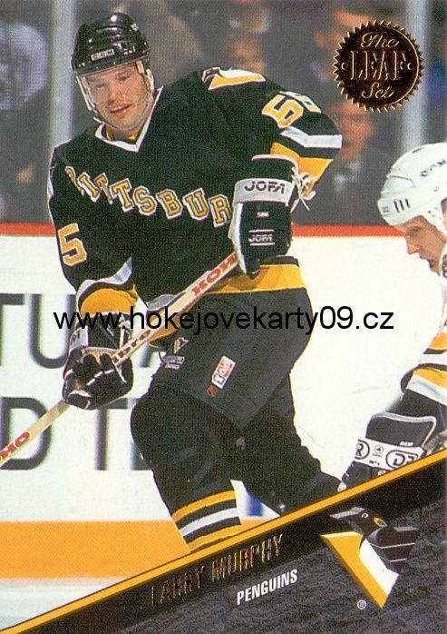 1993-94 Leaf - Larry MURPHY č. 16
