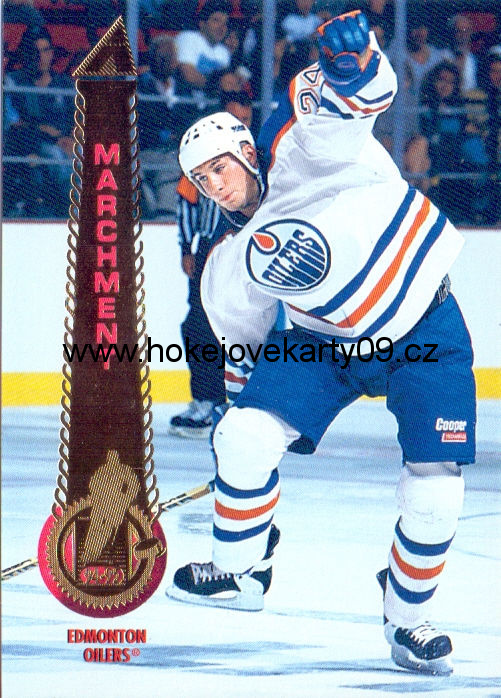 1994-95 Pinnacle - Bryan MARCHMENT č. 407