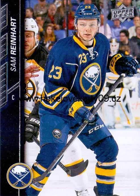 2015-16 Upper Deck - Sam REINHART č. 25