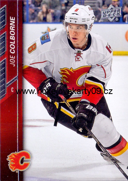 2015-16 Upper Deck - Joe COLBORNE č. 29