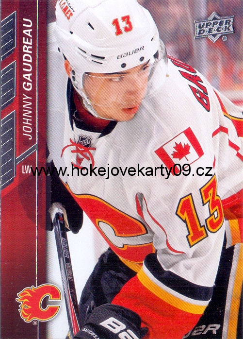2015-16 Upper Deck - Johnny GAUDREAU č. 30