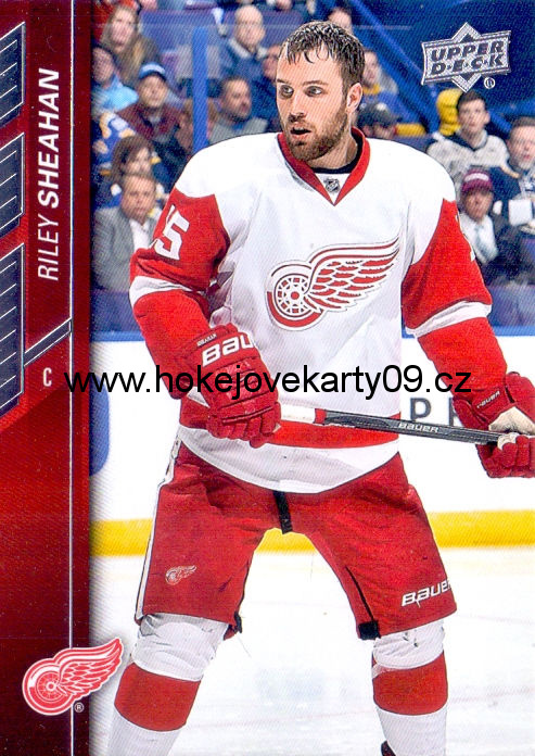 2015-16 Upper Deck - Riley SHEAHAN č. 65