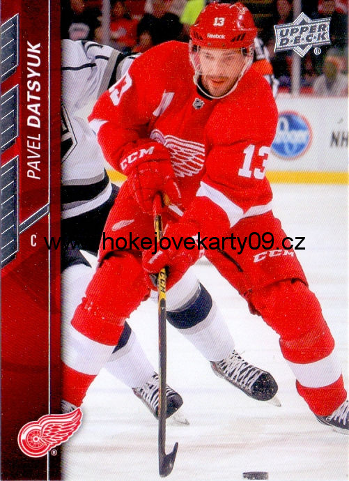 2015-16 Upper Deck - Pavel DATSYUK č. 68