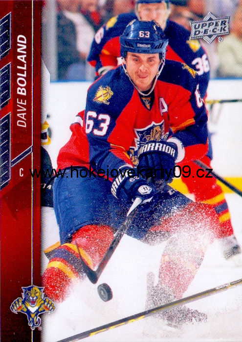 2015-16 Upper Deck - Dave BOLLAND č. 78
