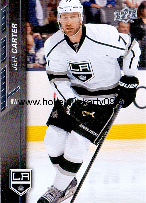 2015-16 Upper Deck - Jeff CARTER č. 84