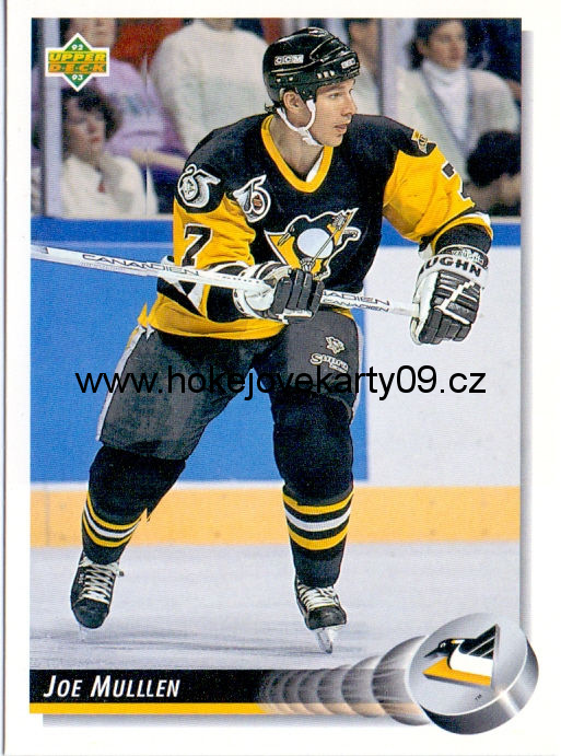 1992-93 Upper Deck - Joe MULLEN č. 144