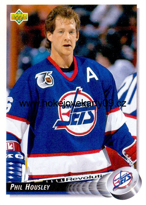 1992-93 Upper Deck - Phil HOUSLEY č. 276