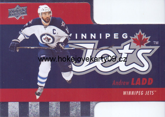 2015-16 Tim Hortons - Andrew LADD č. TH-2 Die Cut