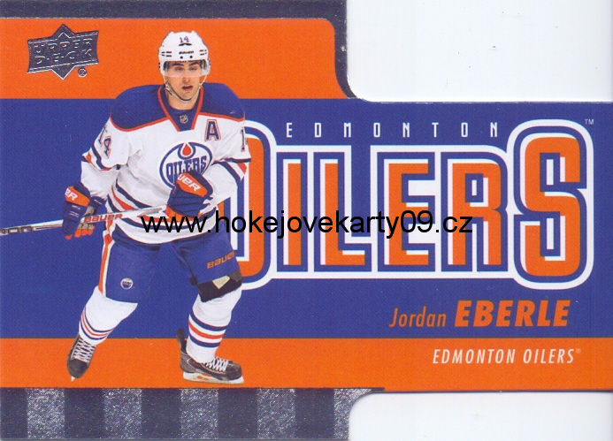 2015-16 Tim Hortons - Jordan EBERLE č. TH-5 Die Cut