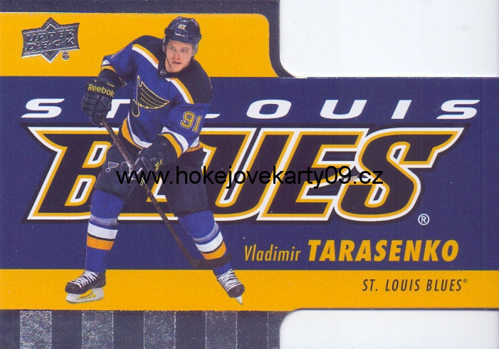 2015-16 Tim Hortons - Vladimir TARASENKO č. TH-14