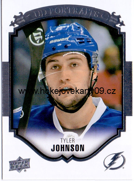 2015-16 Upper Deck - Tyler JOHNSON č. P-18