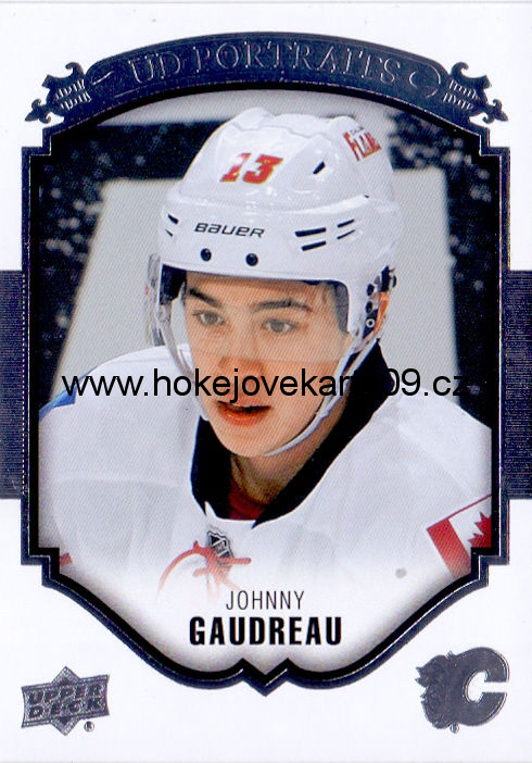 2015-16 Upper Deck - Johnny GAUDREAU č. P-37