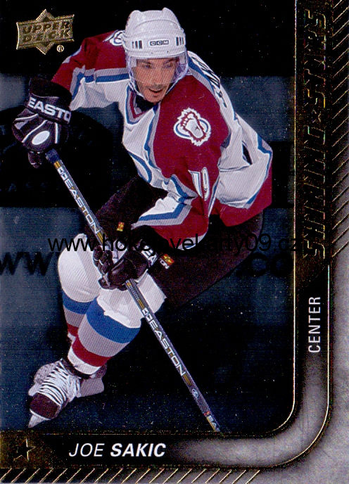 2015-16 Upper Deck - Joe SAKIC č. SS-42