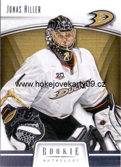 2013-14 Rookie Anthology - Jonas HILLER č. 2