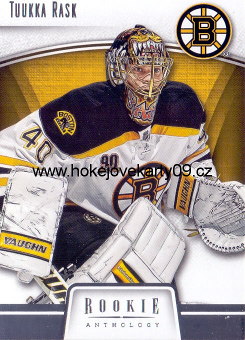2013-14 Rookie Anthology - Tuukka RASK č. 8