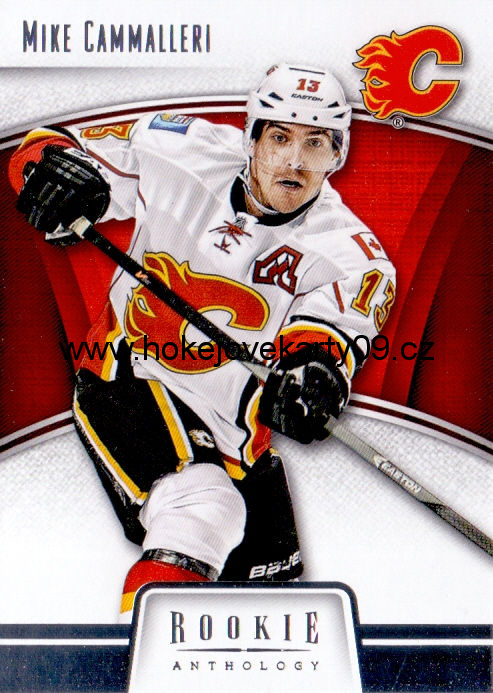 2013-14 Rookie Anthology - Mike CAMMALLERI č. 12