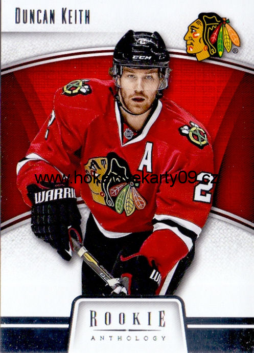 2013-14 Rookie Anthology - Duncan KEITH č. 20