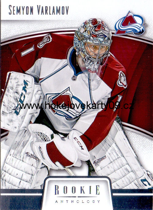 2013-14 Rookie Anthology - Semyon VARLAMOV č. 24