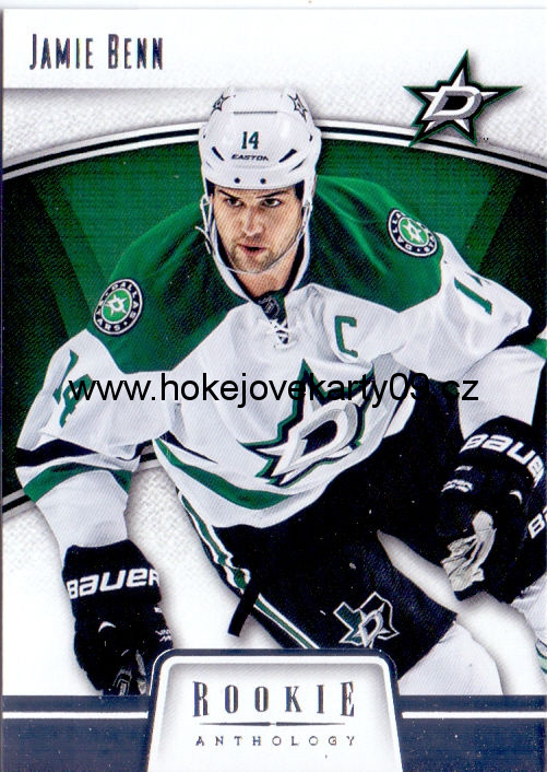 2013-14 Rookie Anthology - Jamie BENN č. 28