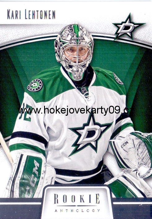 2013-14 Rookie Anthology - Kari LEHTONEN č. 29