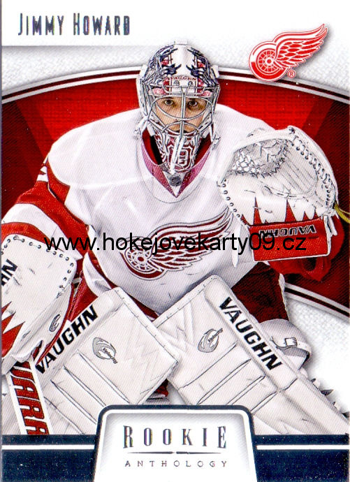 2013-14 Rookie Anthology - Jimmy HOWARD č. 32