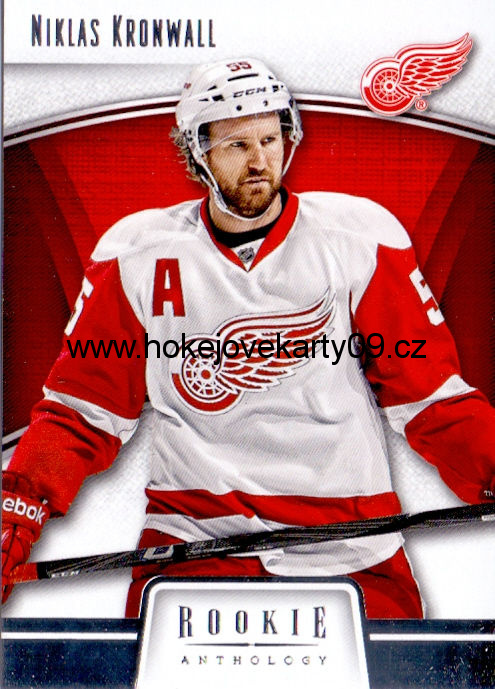 2013-14 Rookie Anthology - Niklas KRONWALL č. 33