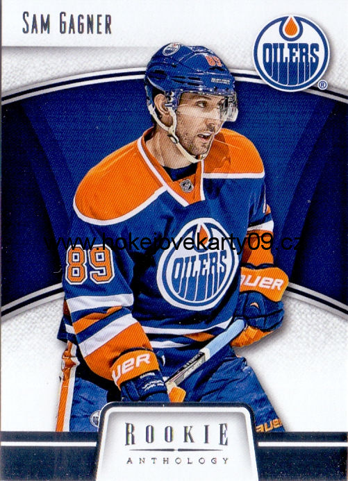 2013-14 Rookie Anthology - Sam GAGNER č. 38