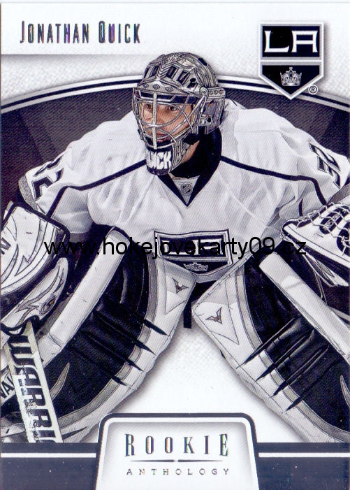 2013-14 Rookie Anthology - Jonathan QUICK č. 44
