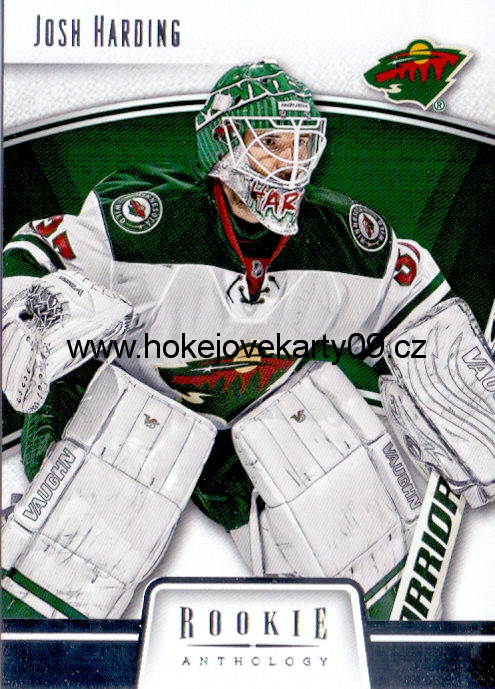 2013-14 Rookie Anthology - Josh HARDING č. 46